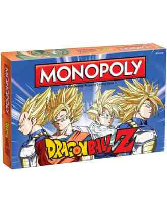 Dragon Ball Z Monopoly (angol nyelvű változat)