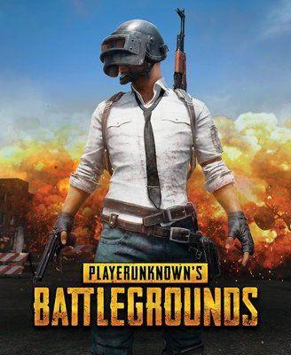 x_gye-pubgbin_b Playerunknown's Battlegrounds poszter - PUBG logo
