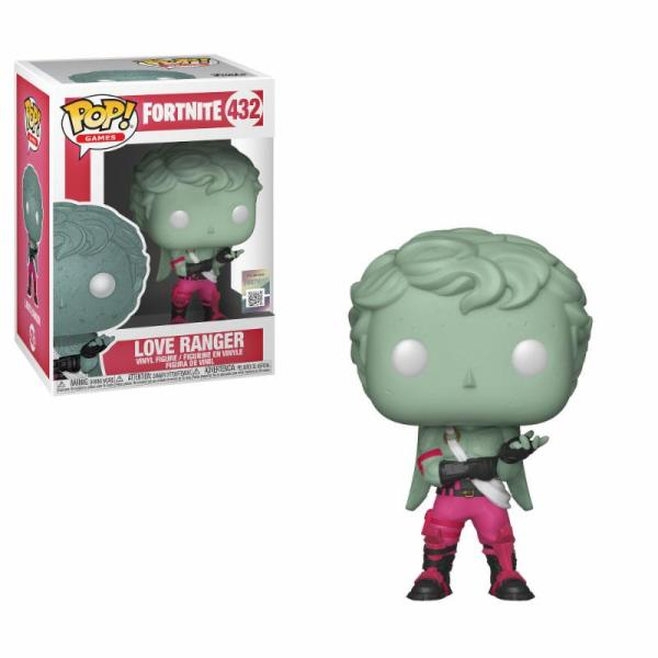 x_fk34842 Fortnite Games Funko POP! figura - Love Ranger