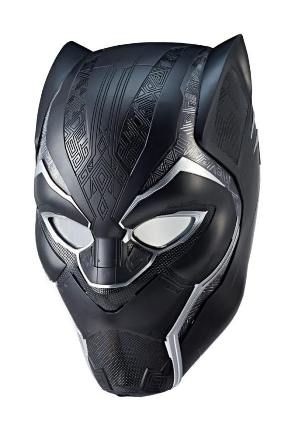 x_hase1971 Marvel Legends - Elektromos Black Panther Maszk