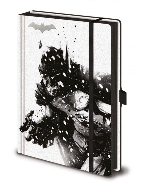 x_sr72430 DC Comics Batman Premium A5 Jegyzetfüzet - Arctic