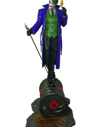 x_yam351011 DC Comics Fantasy Figure Gallery Szobor - 1/6 Joker (Luis Royo) 46 cm
