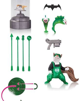 x_dccmar160313 DC Comics Icons - Kiegészítő Pakk Akciófigurákhoz