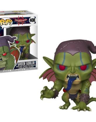 x_fk33979 Marvel Comics Spider-Man Animated Funko POP! figura - Green Goblin 9 cm