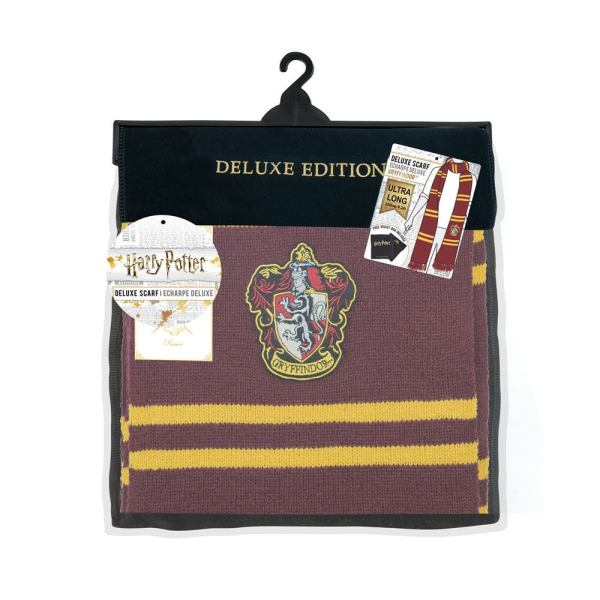 x_hpe60045 Harry Potter - Griffendél (Gryffindor) Deluxe Sál 250 cm