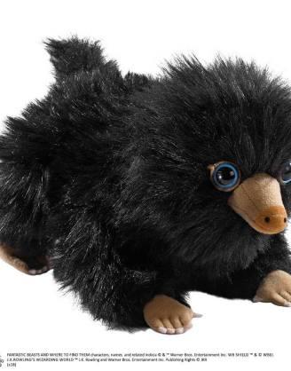 x_nob8092 Fantastic Beasts plüss - Black Baby Furkász/Niffler