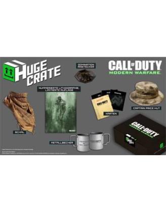 d_mer-1070 Call of Duty Modern Warfare - Huge Crate Fan Box