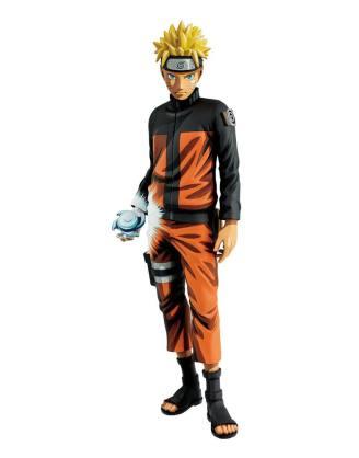 x_banp82420 Naruto Shippuden Grandista Shinobi Relations Figura - Naruto Manga Dimensions 27 cm