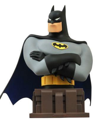 x_diamapr152298 Batman The Animated Series PVC Bust - Batman 15 cm