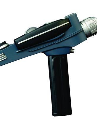 x_diamoct074330 Star Trek TOS Replica 1/1 - Black Handle Phaser