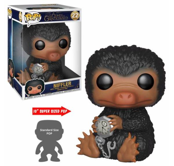 x_fk32758 Fantastic Beasts 2 Super Sized Funko POP! figura - Niffler 25 cm
