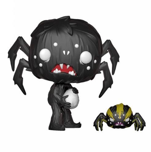 x_fk34688 Don't Starve POP! Games Vinyl Figure Webber & Spider 9 cm