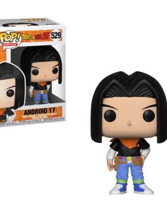 x_fk36398 Dragon Ball Z Funko POP! Figura - Android 17 9 cm