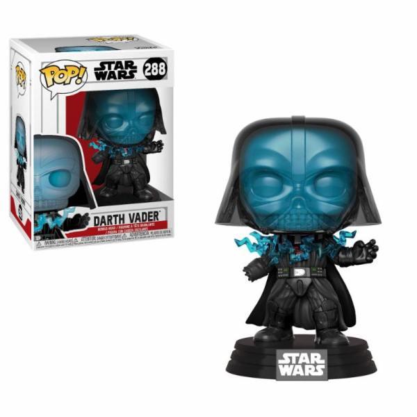 x_fk37527 Star Wars Funko POP! Figura - Electrocuted Vader