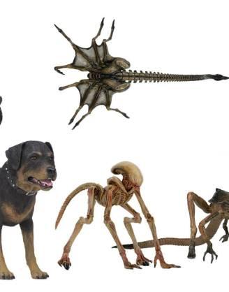 x_neca51631 Alien 3 - Creature Kiegészítő Szett
