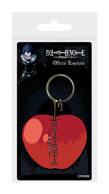 x_rk38876c Death Note - Apple gumi kulcstartó