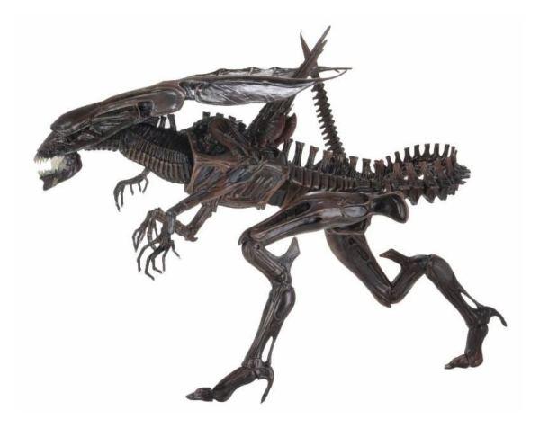 x_neca51640 Aliens - Alien Resurrection Ultra Deluxe Akciófigura Alien Queen 38 cm