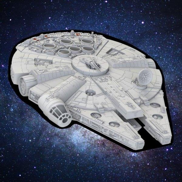 x_tmf-swmfpr Star Wars Piknik szőnyeg - Millennium Falcon 150 x 200 cm