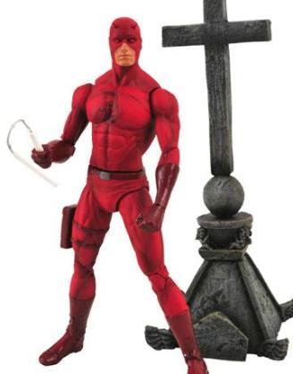 d_diammay091371 Marvel Select akciófigura - Daredevil 18 cm