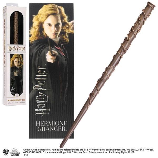 x_nob6314 Harry Potter PVC Wand Replica - Hermione Granger varázspálcája 30 cm