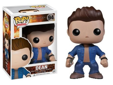 xfk3736 Supernatural Funko POP! Figura - Dean 10 cm