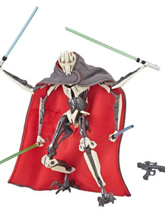 x_hase2989 Star Wars Black Series Akciófigura - General Grievous 18 cm