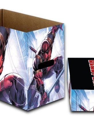 x_neca73445 Marvel - Deadpool Sword képregény tároló doboz