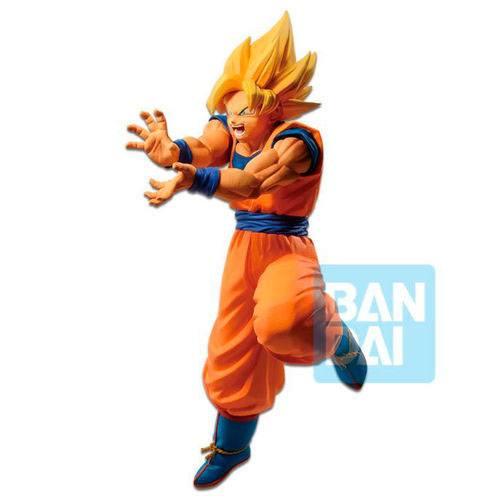 x_banp82733_a Dragon Ball Z PVC Szobor - The Android Battle Statue Super Saiyan Son Goku