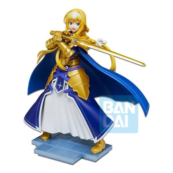 x_banp85115 Sword Art Online Alicization PVC Szobor - Alice 18 cm