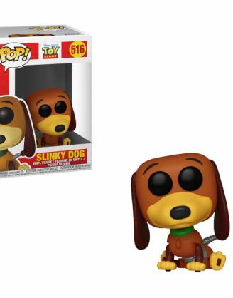 x_fk37010 Toy Story POP! Disney Vinyl Figure Slinky Dog 9 cm