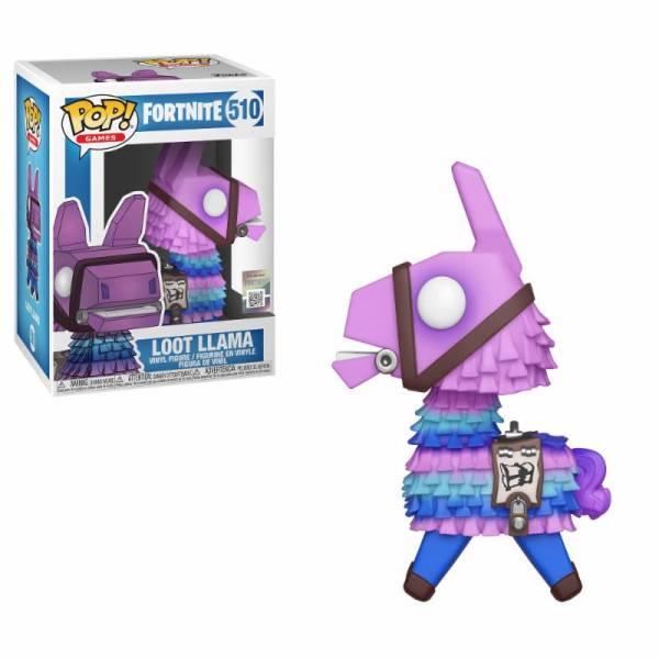 x_fk39048 Fortnite Games Funko POP! figura - Loot Llama 9 cm