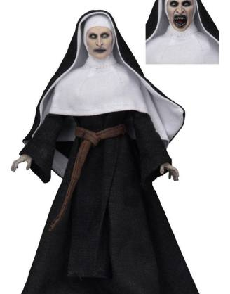 x_neca14899 The Nun Retro akciófigura - The Nun 20 cm