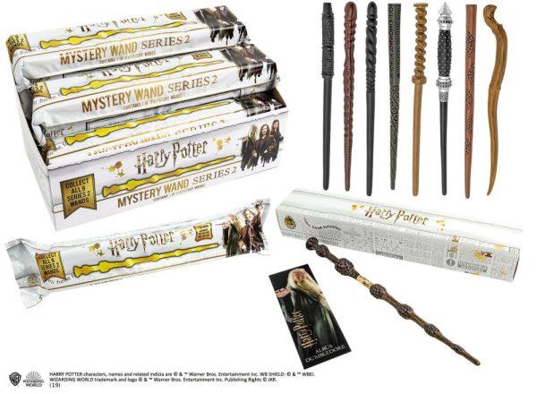 x_nob9009 Harry Potter PVC Mystery Wands Replica vol 2 - varázspálca 30 cm