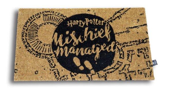 x_sdtwrn22193 Harry Potter lábtörlő - Mischief Managed 43 x 72 cm