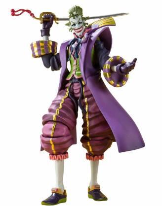 x_btn25919-0 Batman Ninja S.H. Figuarts Akciófigura - Joker Demon King of the Sixth Heaven 16 cm