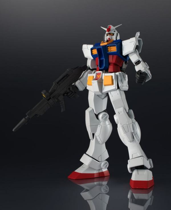 x_btn55490-1 Mobile Suit Gundam Gundam Universe Akciófigura - RX-78-2 Gundam 15 cm