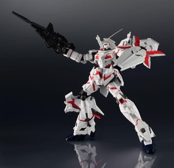 x_btn55492-5 RX-0 Unicorn Gundam 16 cm