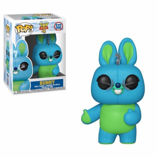 x_fk37400 Toy Story 4 Funko POP! figura - Bunny 9 cm