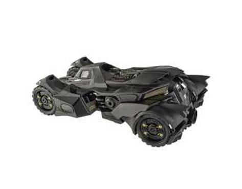 x_jada98037 Batman Metals Diecast Model 1/24 - 2015 Batmobile with figure