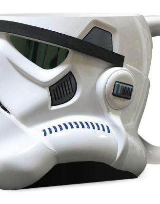 x_ugtstar285 Star Wars 3D bögre tetővel - Stormtrooper