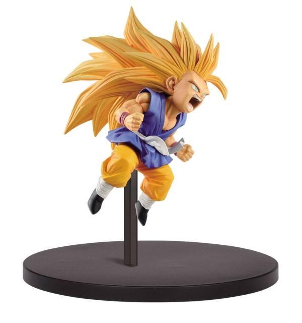 x_banp85209 Dragonball Super Son Goku Fes PVC Szobor - Super Saiyan 3