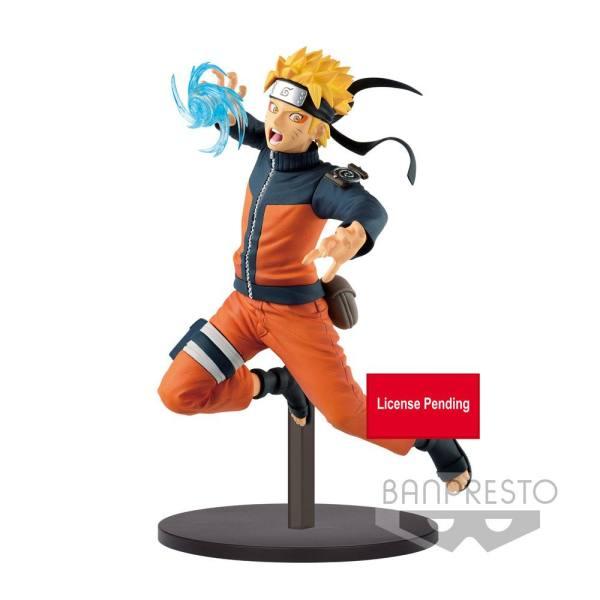 Naruto Shippuden Vibration Stars PVC Szobor - Uzumaki Naruto 17 cm