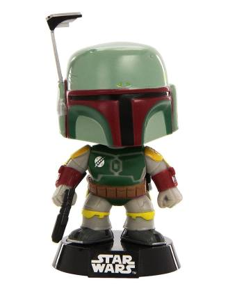 Star Wars POP! Figura - Boba Fett