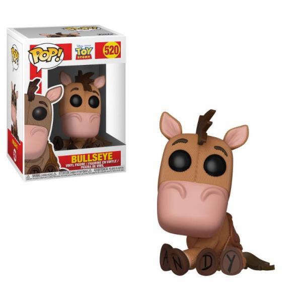 x_fk37013 Toy Story Funko POP! figura - Bullseye 9 cm