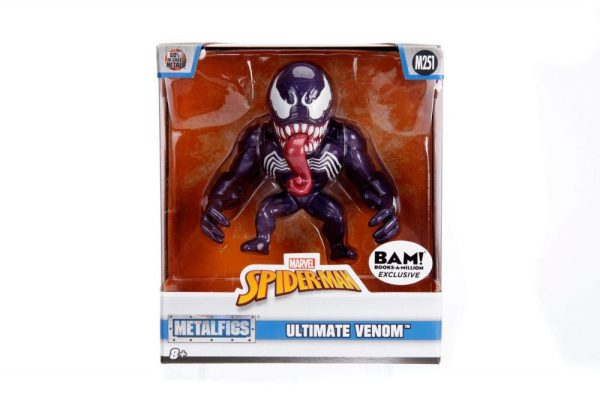 x_jada99236_a Marvel Comics Metals Diecast Mini Figura - Venom 10 cm