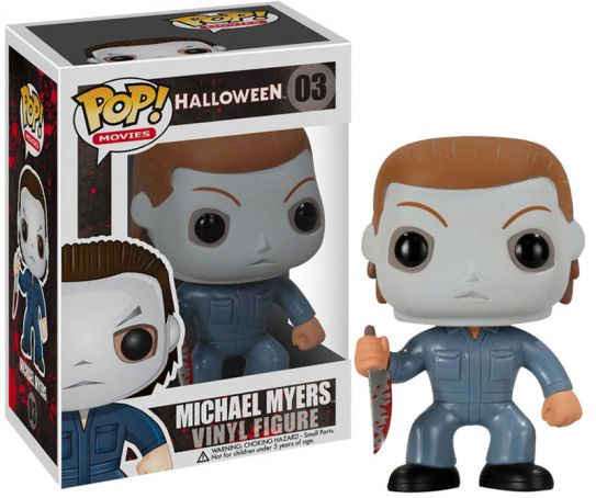 xfk2296 Halloween Horror Funko POP! Figura - Michael Myers 10 cm