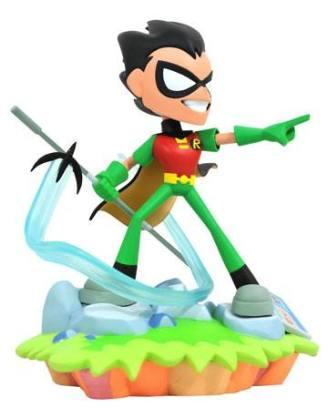 d_diamsep192497 DC Gallery Teen Titans Go! PVC Szobor - Robin 20 cm