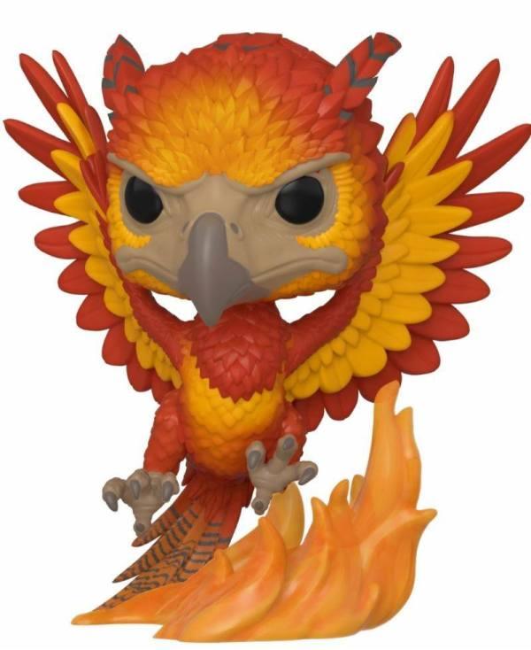 x_fk42239 Harry Potter Funko POP! Figura - Fawkes 9 cm