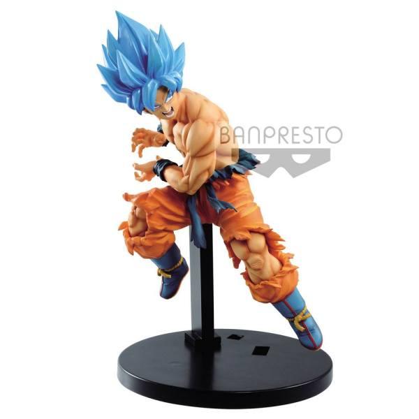 x_banp85631 Dragonball Super Tag Fighters PVC Szobor - Son Goku 17 cm