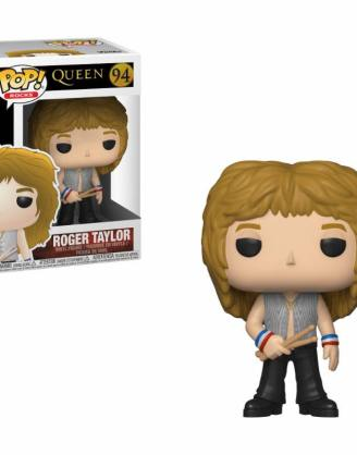 x_fk33716 Queen Funko POP! Rocks Figura - Roger Taylor 9 cm